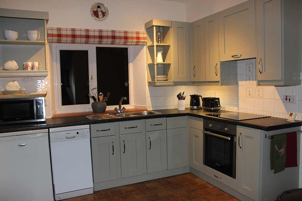 Groom's Cottage kitchen